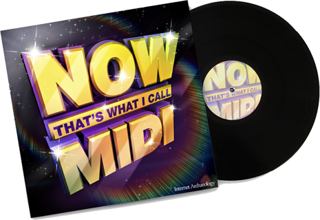 Now That's What I Call MIDI - Click for info