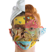 DIS Magazine: Face Masks by Caitlin MacBride