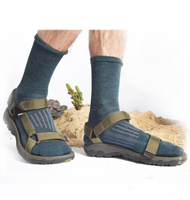 DIS Magazine: Socks with Sandals