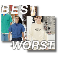 DIS Magazine: Best & Worst of Men's Spring 2011