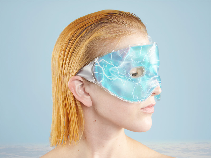 Spa Spell: Aura Eye Mask