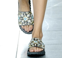DIS Magazine: Christopher Kane Sport Slides