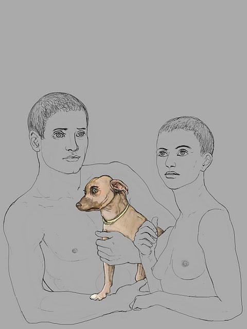 Argos, Odysseus and Penelope