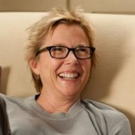 """Annette Benning playing a lesbian in """"The Kids are All Right"""""""