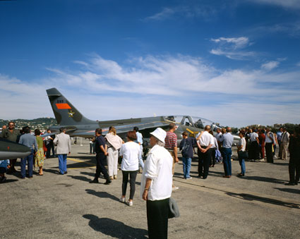 Meeting aérien (Alpha-jet), 17 septembre 1994
