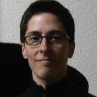 Lesbian author Alison Bechdel