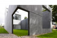 Four Boxes Gallery by Atelier Bow Wow