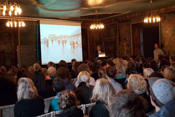 Morning Assembly Hall. Image courtesy Chris Kasper.