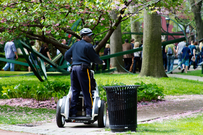Segway security
