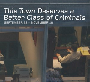 DIS Magazine: This Town Deserves a Better Class of Criminals