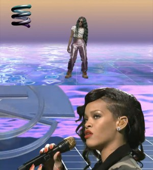 DIS Magazine: Rihanna and Azealia's New Aesthetic: Who Wore it Best?