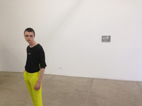 Ben Schumacher at Bortolami Gallery