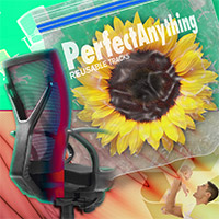 Perfect Anything: Reusable Tracks
