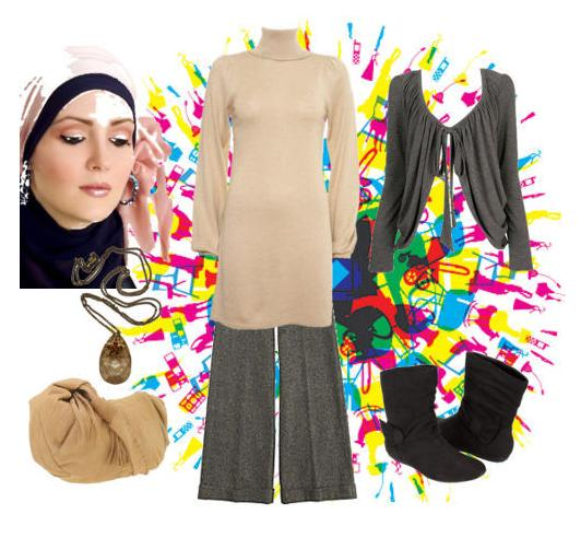 Very bohemian, some elements of tribalism. Worn to something like a Tegan And Sara or Of Monsters and Men gig.