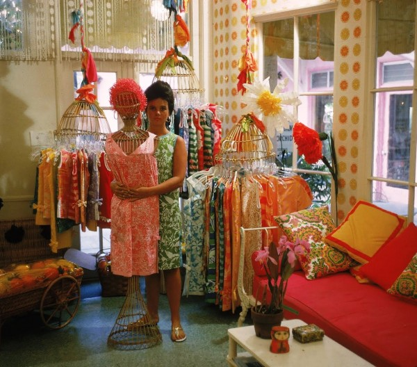 vintage lilly pulitzer 60s