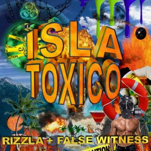 PREMIERE: Rizzla + False Witness – Isla Toxico EP