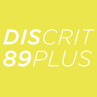 DIS Magazine: DIScrit 89plus