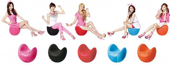 Cuvilady Balance Chair. Exercise training slimming workout. US$ 151