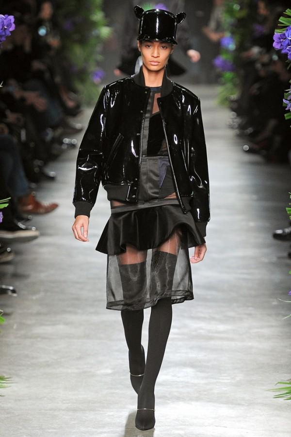 Givenchy, F/W 2011