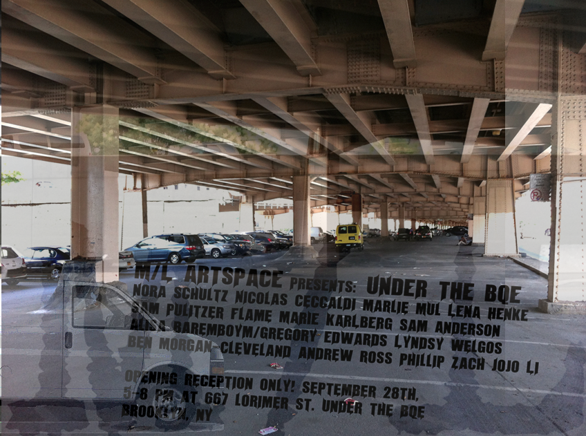 """UNDER THE BQE"" - Screenshot"