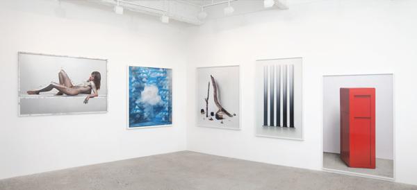 Joshua Citarella installation view