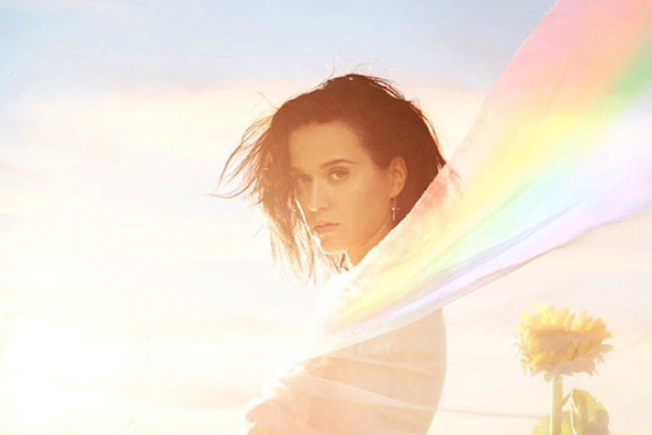 Katy Perry Promo Image for Prism