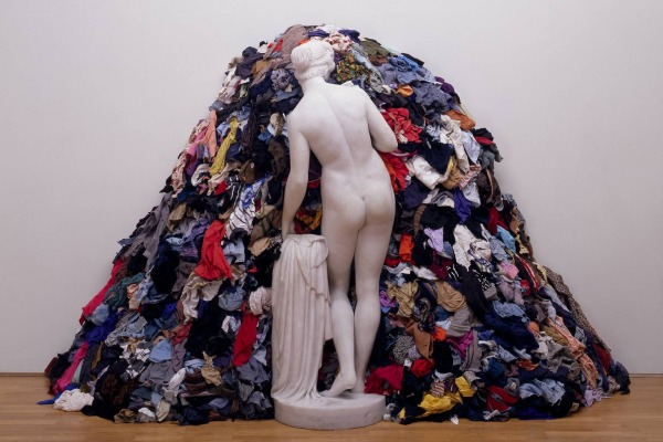 Michelangelo Pistoletto Venus of the Rags, 1967 Tate, London