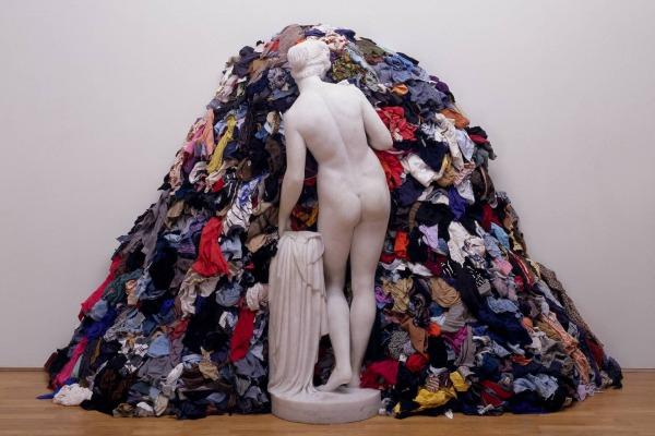 Michelangelo Pistoletto Venus of the Rags, 1967 Tate, London