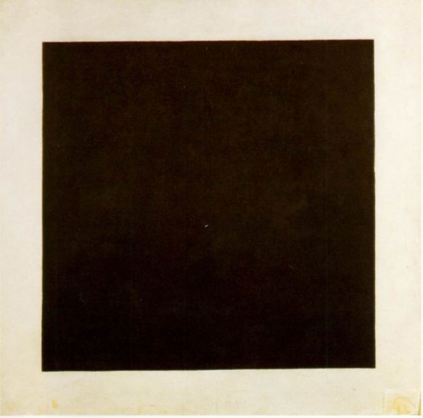 Kazimir Malevich Black Square 1915 (1913)