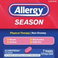 DIS Magazine: Allergy Season | A Non-Drowsy EP from Physical Therapy