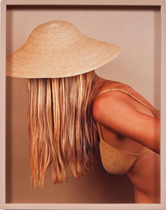 Blonde Girl, Elad Lassry