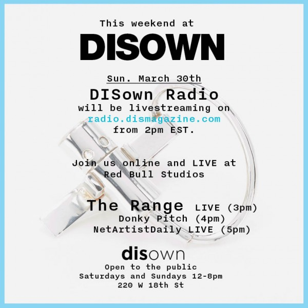 DISOWN RADIO INSTA 1
