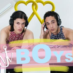 DIS Magazine: J.W. Anderson Boys!