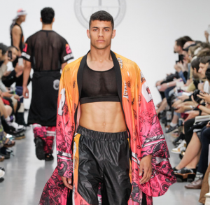 Who's That Man? A Review of London SS15