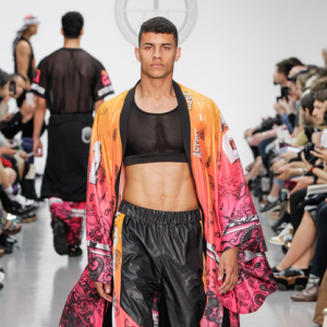 DIS Magazine: Who's That Man? A Review of London SS15