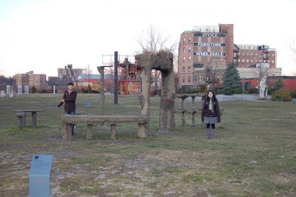 Jesse A. Greenberg Terra-Plaza 2 EAF 11 Emerging Artist Fellowship Socrates Sculpture Park Gino Leslie 3