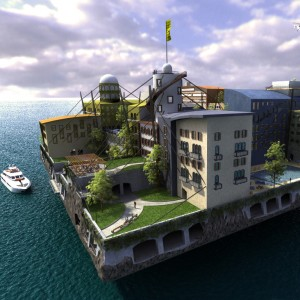 DIS Magazine: What is Seasteading?