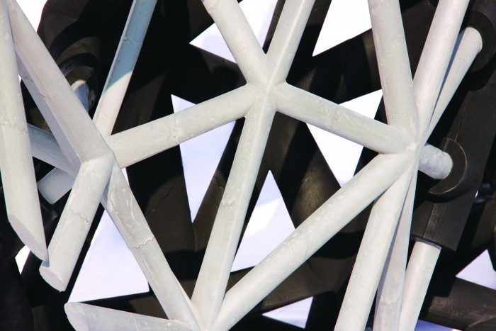 STUDIES IN RECURSIVE LATTICES ©EZCT Architecture & Design Research, 2013