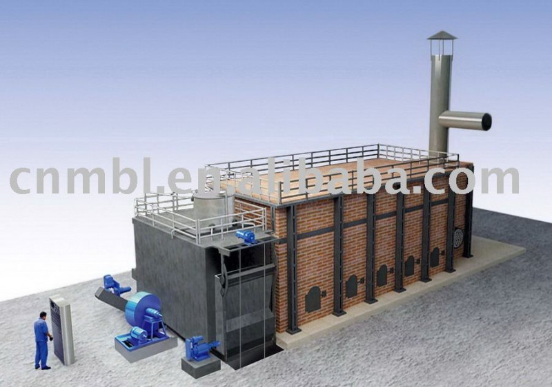 Alibaba sourced coal fired generator