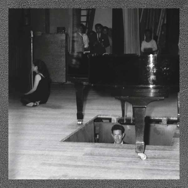 John Cage, Shock, 1962