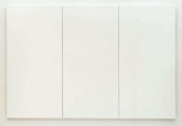 Rauschenberg, White Painting, 1951