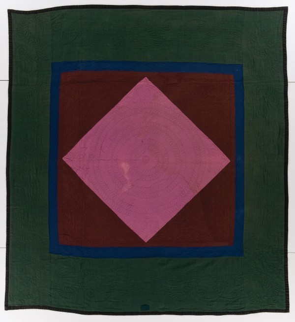 Anonymous/Amish Quilt, Pennsylvania, ca. 1890-1910 International Quilt Study Center & Museum, Nebraska