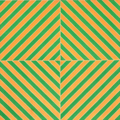 Frank Stella Fez (2), 1964 MoMA, New York