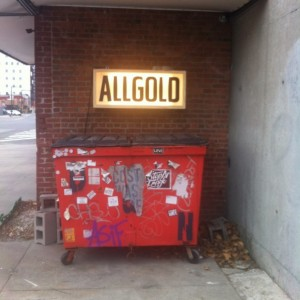 DIS Magazine: ALLGOLD at MoMA PS1