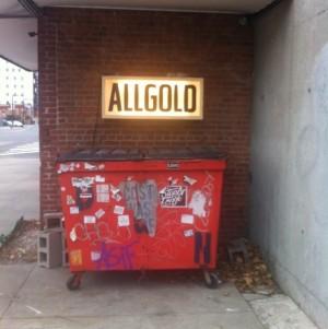 ALLGOLD at MoMA PS1