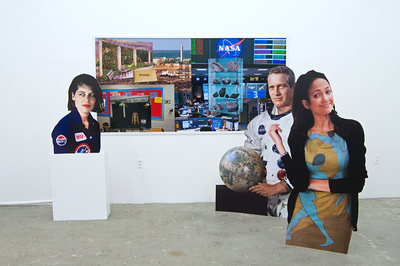 Nick DeMarco, Here on Earth, Act 1 Installation View