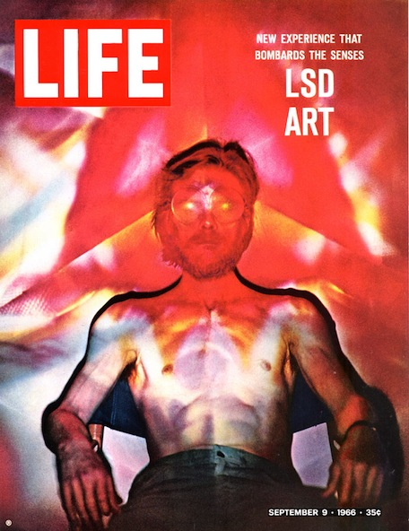 USCO, cover of LIFE Magazine, September 9, 1966