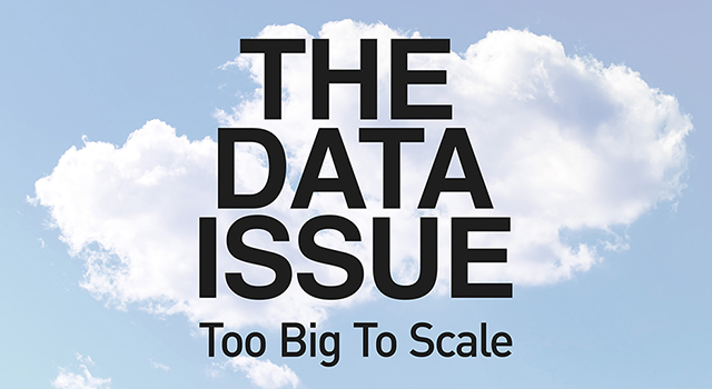 Too Big To Scale: The Data Issue