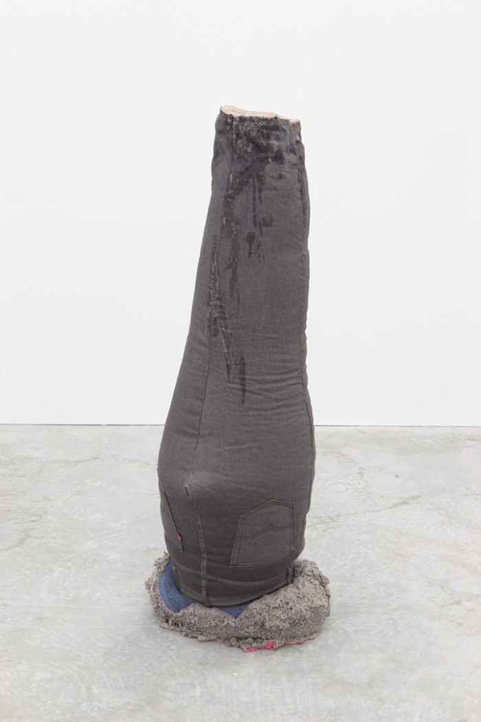 Kevin Beasley, Untitled, 2015. Courtesy Casey Kaplan Gallery, New York