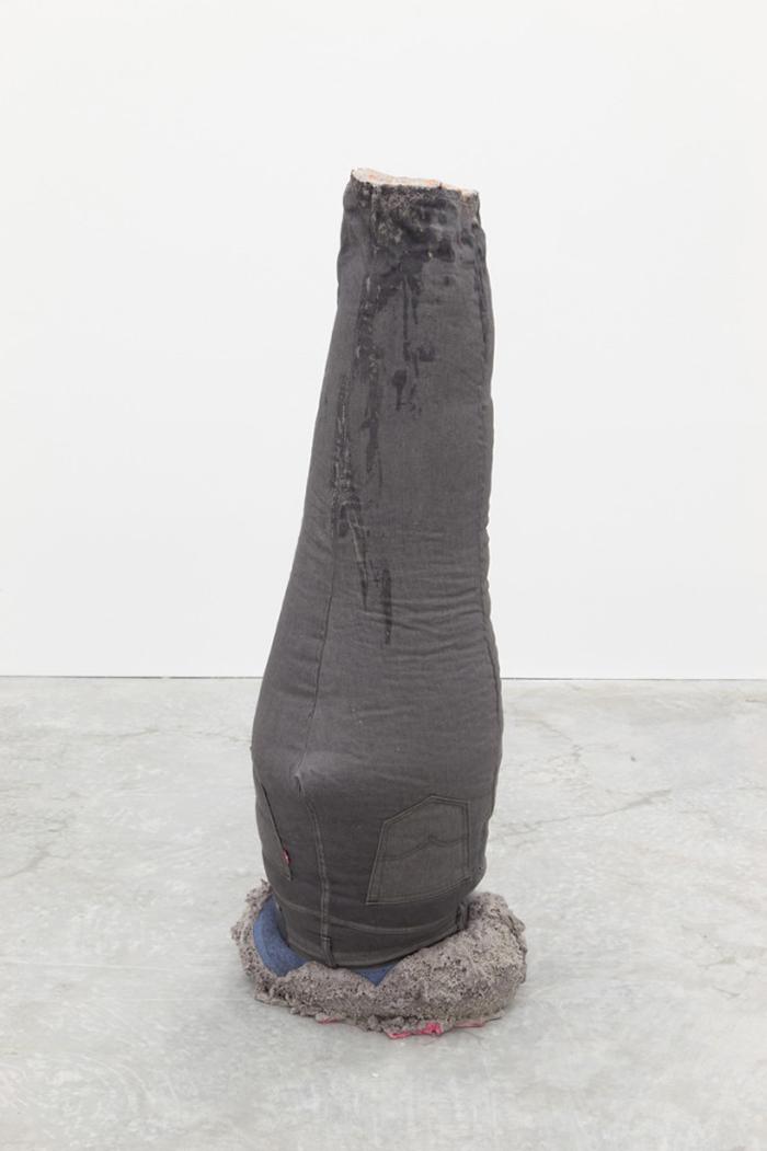 Kevin Beasley, Untitled, 2015. Courtesy Casey Kaplan Gallery, New York